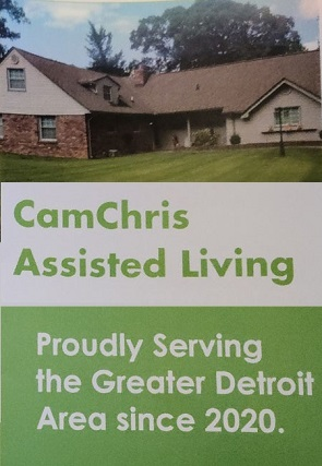 Brochure-front CamChris Assisted living